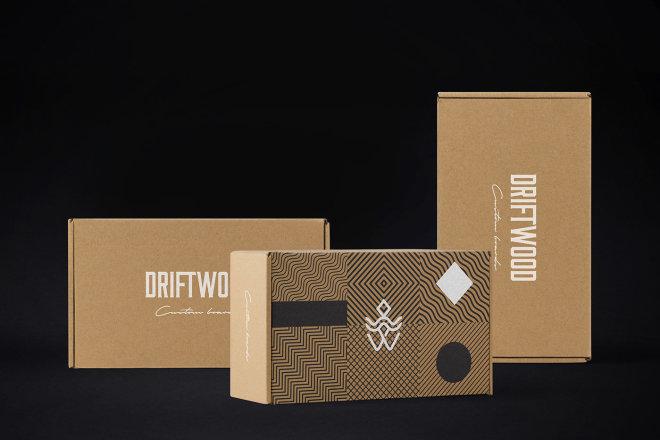 Брендинг, фирменный стиль для марки одежды, обуви, модного бренда 3 - kwork.ru