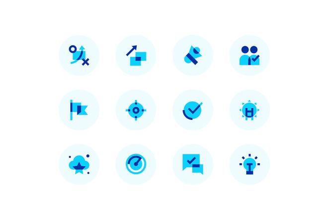 Векторная отрисовка растровых логотипов, иконок 45 - kwork.ru