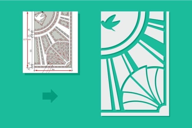Преобразую в вектор растровое изображение любой сложности 88 - kwork.ru