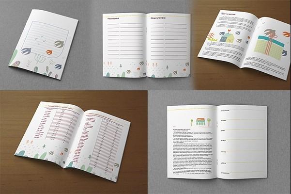 Разработка полиграфического издания 42 - kwork.ru