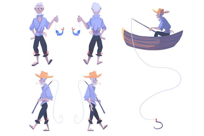 Создание персонажа или маскота 4 - kwork.ru