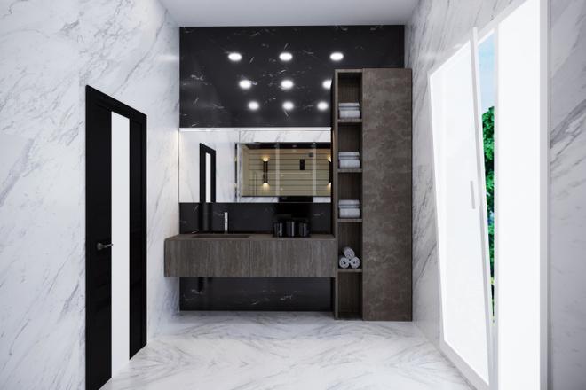 Дизайн ванной комнаты 9 - kwork.ru