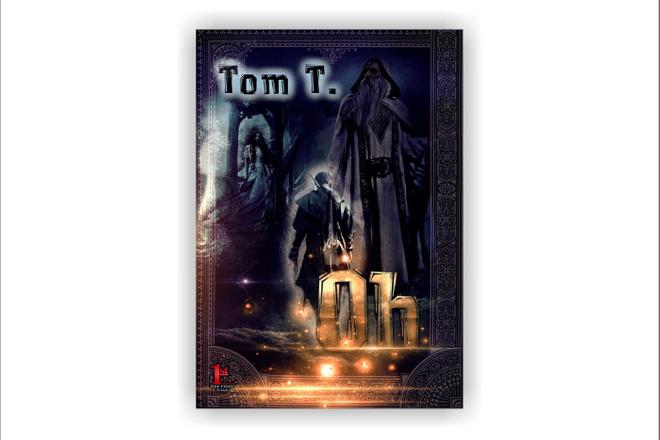 Создам обложку на книгу 45 - kwork.ru