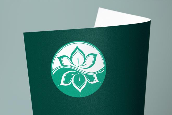 Отрисовка растрового логотипа в вектор 1 - kwork.ru