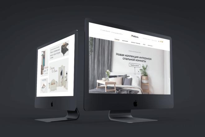 Разработка интернет-магазина на Wordpress под ключ на премиум шаблоне 3 - kwork.ru