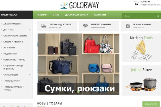 Скопирую любой сайт в html формат 5 - kwork.ru