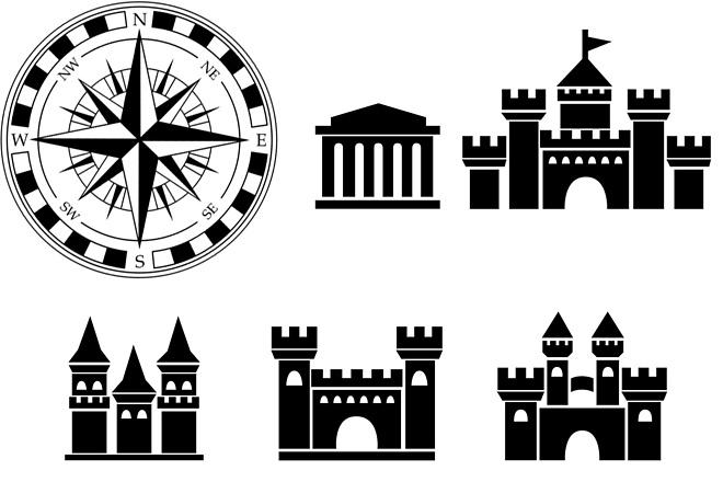 Создам иконки для сайта, приложения 2 - kwork.ru