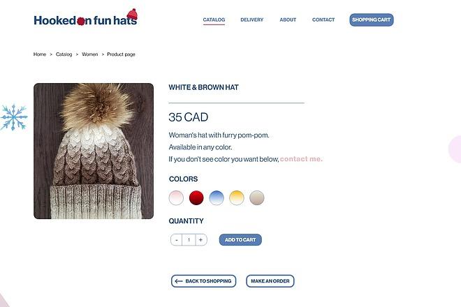 Качественный дизайн интернет-магазина 8 - kwork.ru