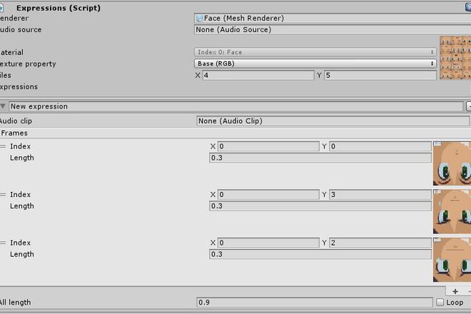 Разработка компонентов Unity 6 - kwork.ru