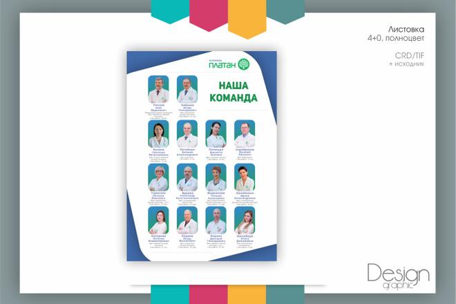 Дизайн - макет быстро и качественно 10 - kwork.ru