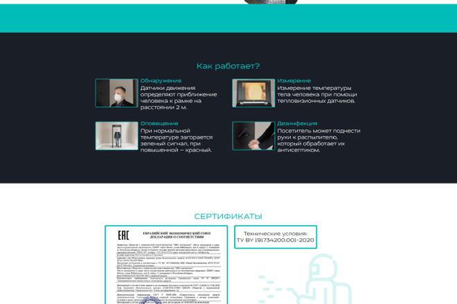 Перенос, экспорт, копирование сайта с Tilda на ваш хостинг 7 - kwork.ru