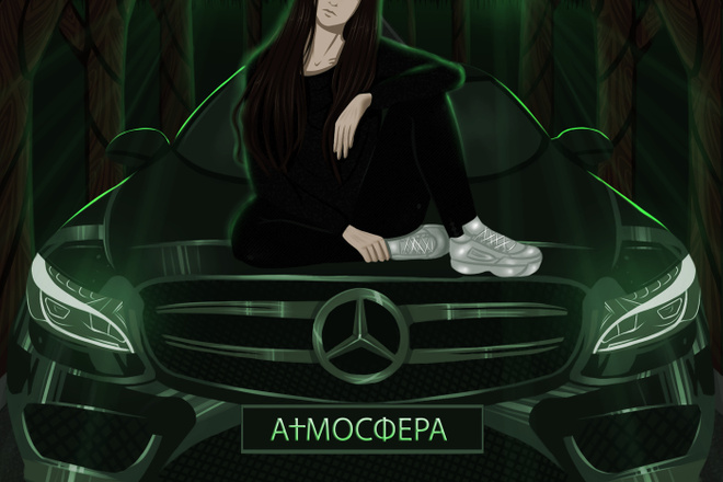Персонаж 2D 43 - kwork.ru