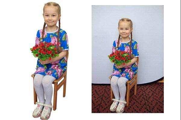 Обтравка + цветокоррекция 29 - kwork.ru