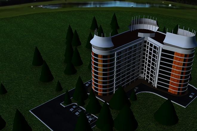 Создам трехмерную модель в формате OBJ 4 - kwork.ru