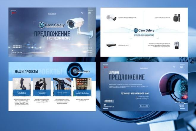 Оформление презентации товара, работы, услуги 52 - kwork.ru