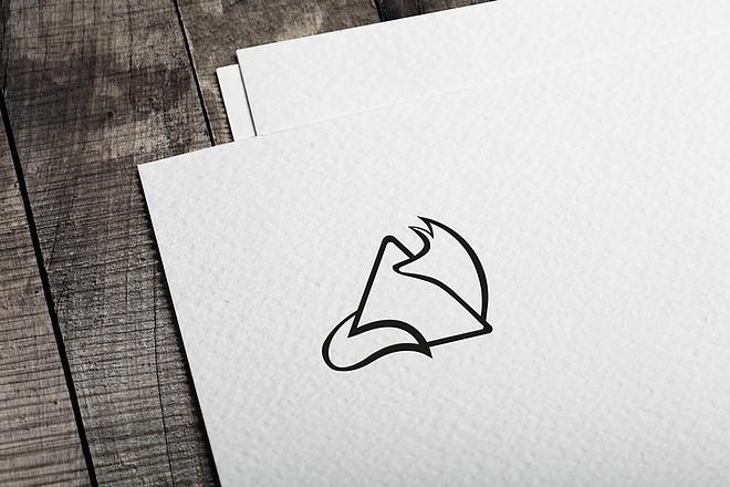 Логотип в стиле минимализм 38 - kwork.ru