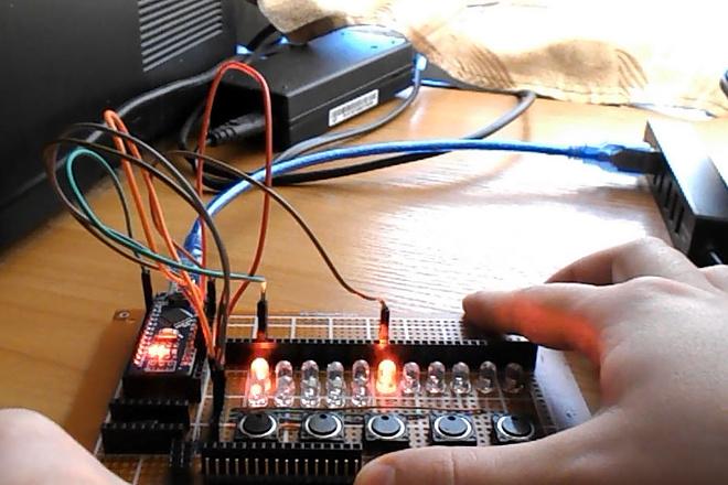 Разработаю код для устройства на основе плат Arduino и NodeMCU ESP12 15 - kwork.ru