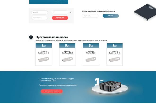 Любая верстка из PSD макетов 69 - kwork.ru
