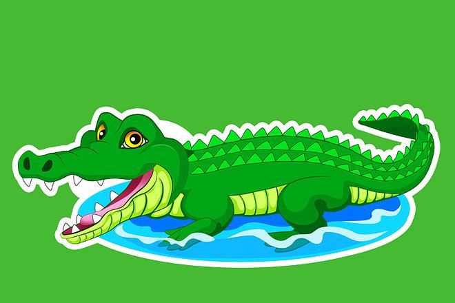Нарисую персонажа, иллюстрацию в векторе 7 - kwork.ru