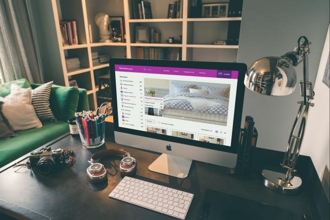 Создам дизайн страницы сайта 29 - kwork.ru