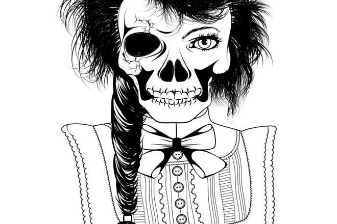 Иллюстрации, рисунки, комиксы 48 - kwork.ru