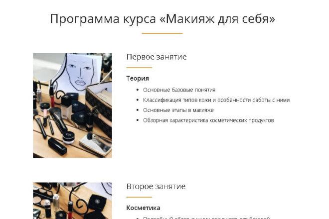 Копирование Landing Page и перенос на Wordpress 11 - kwork.ru