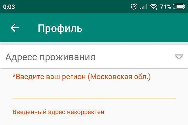 Создам Android приложение. Качественное и с гарантией 7 - kwork.ru