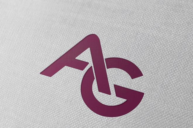 Создам строгий логотип в трех вариантах 29 - kwork.ru