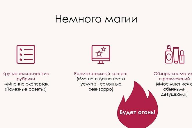 Красиво, стильно и оригинально оформлю презентацию 90 - kwork.ru