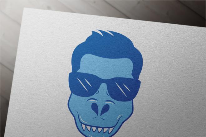 Разработаю логотип в 3 вариантах + визуализация в подарок 2 - kwork.ru