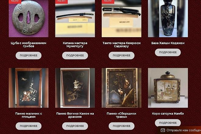 Онлайн-магазин под ключ 7 - kwork.ru