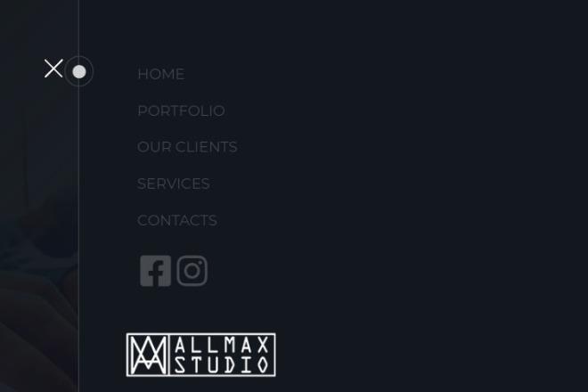 Адаптивная верстка страницы по PSD макету 1 - kwork.ru
