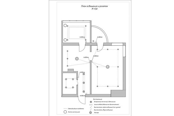 Создам план в ArchiCAD 10 - kwork.ru