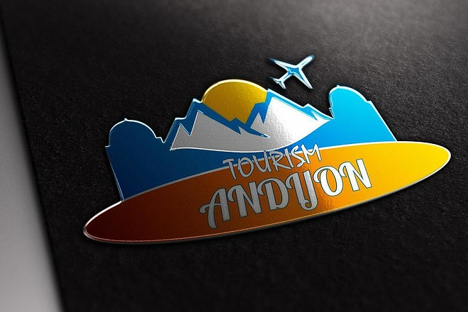 Создаем логотип 1 - kwork.ru