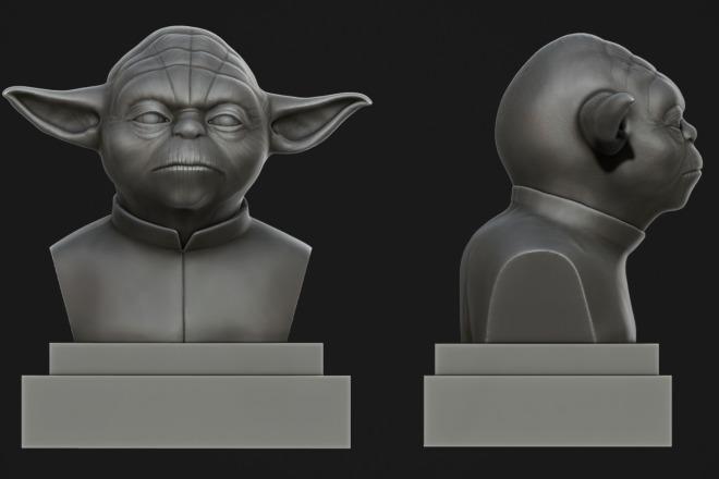 Создам 3D модель для печати или чпу 27 - kwork.ru