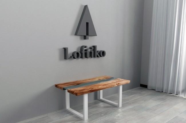 Визуализация мебели, предметная, в интерьере 63 - kwork.ru