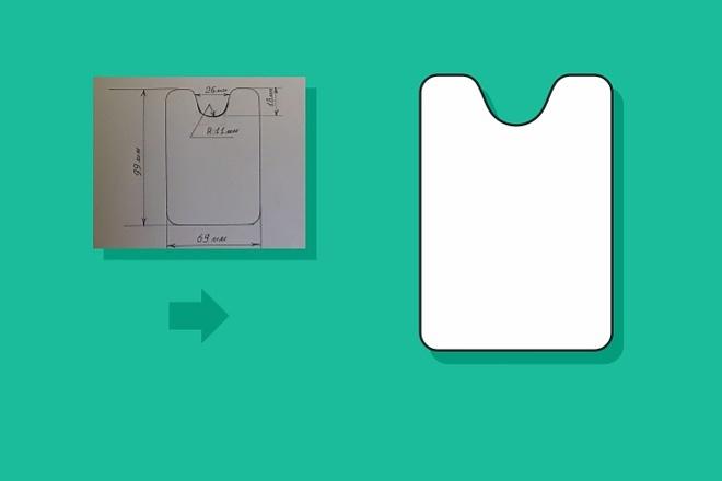 Преобразую в вектор растровое изображение любой сложности 38 - kwork.ru