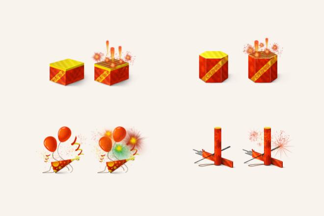 Нарисую эксклюзивную растровую иконку для вашего сайта 20 - kwork.ru