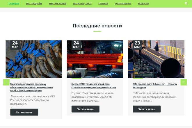 Мощный Wordpress под ключ 18 - kwork.ru