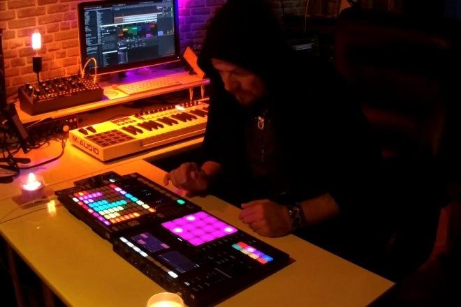 Обучение по созданию музыки на Maschine MK3 или Machine JAM 2 - kwork.ru