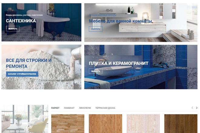 Профессиональный интернет-магазин под ключ премиум уровня 10 - kwork.ru