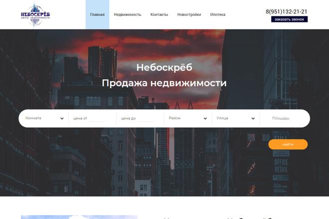 Натяну HTML шаблон на CMS Joomla 3. х 3 - kwork.ru