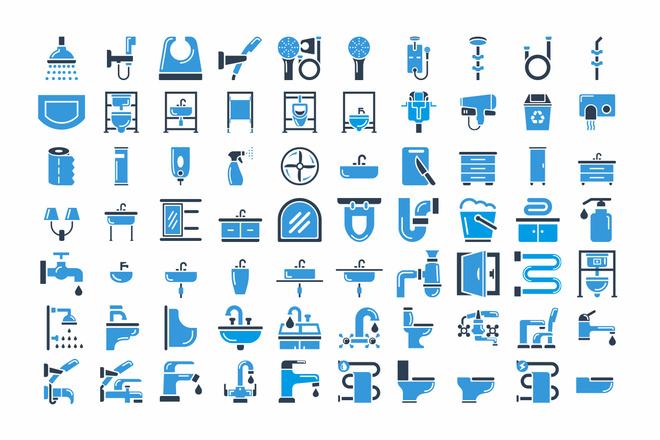 Дизайн иконок 4 - kwork.ru