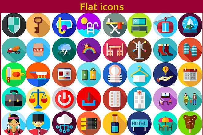 Иконки в векторе 2 - kwork.ru