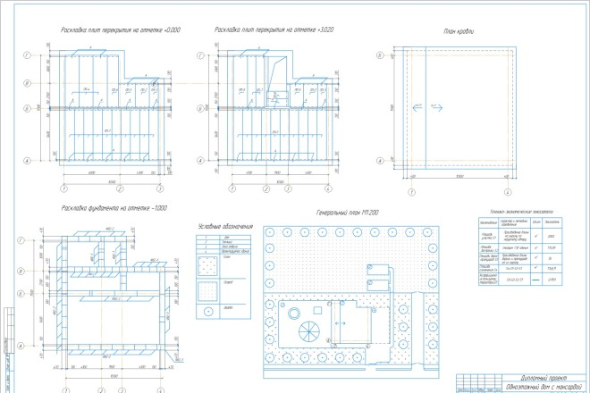 Выполнение планов, фасадов, деталей, схем 7 - kwork.ru