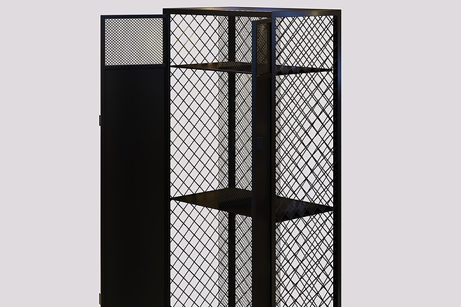 Сделаю 3d модель кованных лестниц, оград, перил, решеток, навесов 2 - kwork.ru