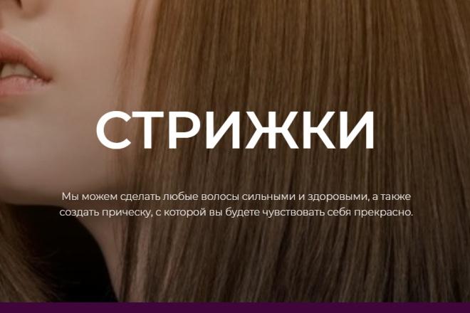 Создам лендинг на платформе Тильда 10 - kwork.ru