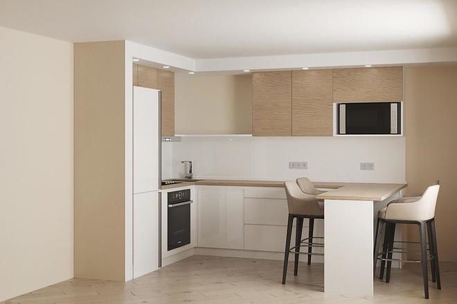 Планировочное решение вашего дома, квартиры, или офиса 33 - kwork.ru