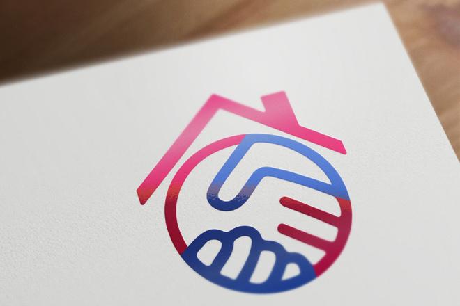 Сделаю логотип в трех вариантах 29 - kwork.ru