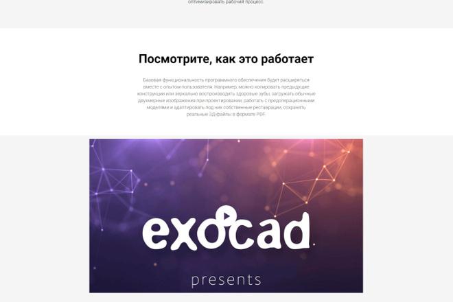Перенос, экспорт, копирование сайта с Tilda на ваш хостинг 30 - kwork.ru